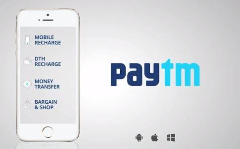 Paytm:Get Rs 5 cashback on your 2nd recharge of Rs 10 or more  1