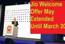 jio offer march