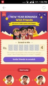 WhatsApp Image 2016 12 23 at 1.07.32 PM 169x300 - 9Apps New Year Bonanza- Refer Friends And Win Prizes Upto Rs. 1 Lac refer code : 89zngh