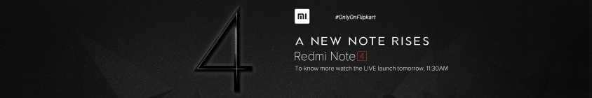 37360f 1484747545659 - Xiaomi Redmi Note 4 Flash Sale Announcement And Registration For purchase