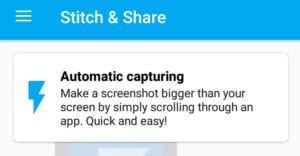 How to Capture Scrolling/Full Page Screenshot on Any Android 1