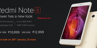 RedmiNote4_Flipkart_Next_sale_30Jan-1
