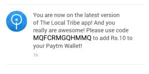 WhatsApp Image 2017 02 22 at 3.11.33 PM 300x149 - (expired)(Loot)- The Local Tribe App : Install and get Rs. 10 Paytm Cash Voucher