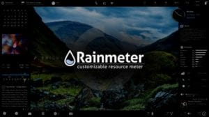 rainmeter 650x365 300x168 - Top 5 Softwares For Customizing Windows
