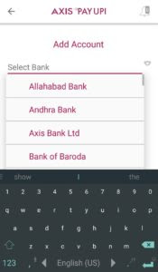 Axis Pay UPI -Get Free Rs.50 CashBack In Bank Account For  Rs.1 Transaction 2