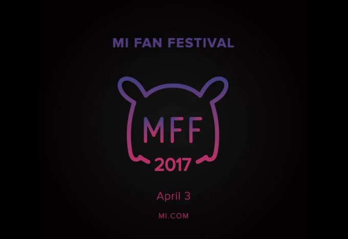 Mi Fan Festival 2017 - Rs. 1 Mi Flash Sale, Exciting Deals & New Product Launch 1