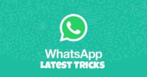 Top 5 WhatsApp Tricks You Should Know | Send Apks | Change WhatsApp Theme and More 1