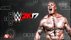 WWE 2k17 in Android