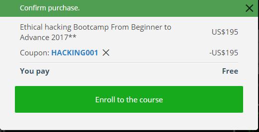 Screenshot 210 - Get Top 15 Paid  Courses For Free From Udemy ( Each Worth $150-200)