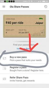 Olacabs 169x300 - (proof Added)[Exclusive] Get Rs.100 Ola Money Buying Share pass on Ola Cabs+ Rs.100 Per referral