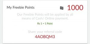[Proof] Be U Salons App- Get Free Hair Cut on Signup & Rs 300 per Refer (Redeemable in Saloon) 1