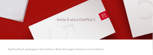 inviteandearn 300x109 - [Part 2] Win OnePlus 5, Bagpacks, T-shirts and OnePlus Accessories Coupons In OnePlus Stock Photo Blind Test Contest
