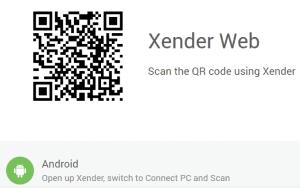How To Use Xender On PC {Without Bluestacks} 1