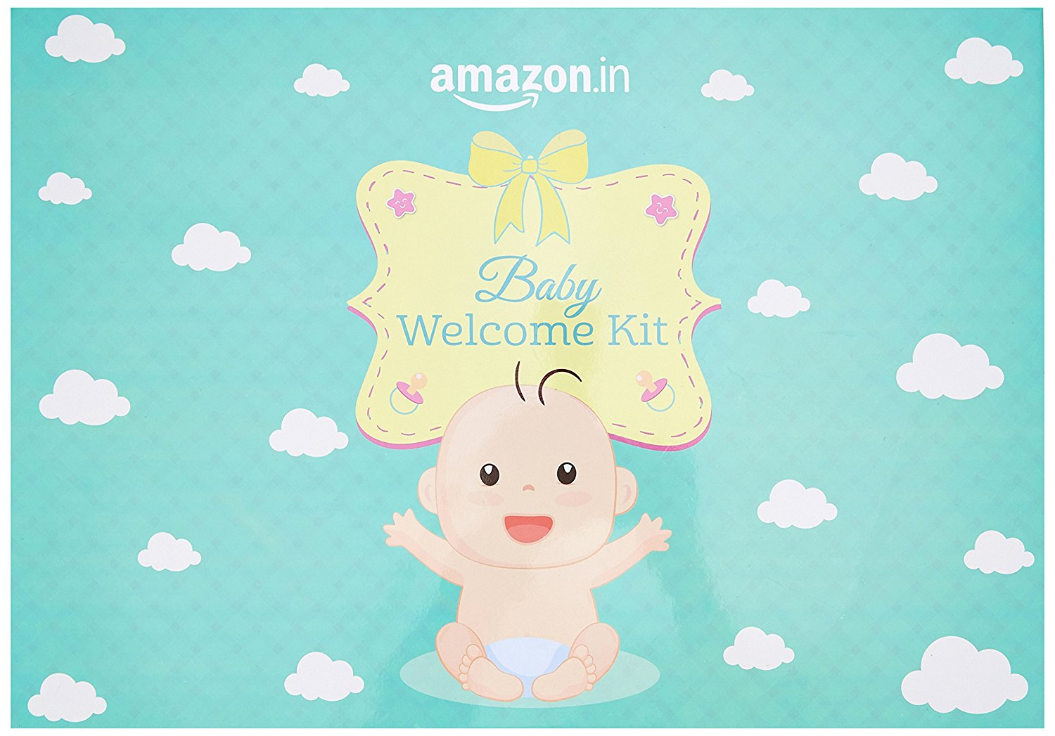 81KLSritp8L. SL1500  - (Loot) Get Amazon Baby Welcome Kit For Free