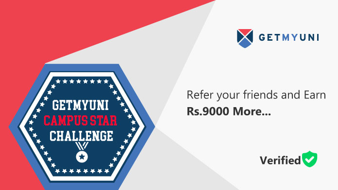 (Proof Added)Getmyuni : Review Your College and Get Rs.20 Paytm Cash+Refer And Earn Rs.1000 1