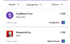 Phonepe KFC Loot: Get 100% cashback from KFC upto Rs.150 2