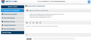 (Proof Added)Getmyuni : Review Your College and Get Rs.20 Paytm Cash+Refer And Earn Rs.1000 3