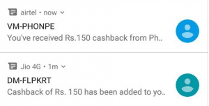 Screenshot 157 300x153 - Phonepe Offer BUG:Pay Using Phonepe On Flipkart and Get Rs.300 Cashback on Rs.700 Order