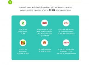 Jio New Year Cashback: get upto Rs.3300 Cashback On Recharge Of Rs.399 4