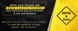 referfriend 300x121 - (tshirt proof)Nikon School : Signup and get 50 Points+Refer Friends and get 25 Points for Each