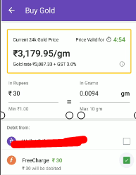 Trick to Transfer Freecharge Cashback to Bank Account Using Phonepe 2