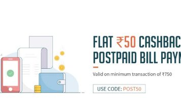 freecharge bill payment