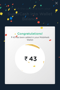 Mobikwik Refer & Earn :Signup & Get Rs.50 + Refer Friends & Get Rs.50 Wallet Cash 2