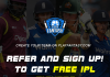 [Live Now]PlayFantasy: Refer Friends & Get a chance to win 2 IPL Tickets and India Jersey For Free