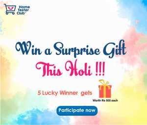 Just Answer 5 Questions & Get A Chance to Win Holi Surprise Worth Rs.500 1