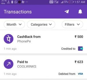 photo 2018 04 10 02 00 38 300x277 - [Big Loot + Suggestion] Flat Rs.500 Phonepe Cashback on Purchase of Eye Glasses From Coolwinks [Instant Bank Transfer Trick]