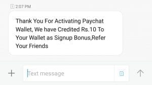 [Instant+Proof] Paychat App : Signup and Get Rs.10 + Rs.5 For Each Referral [Redeem for Recharge & Paytm] 3