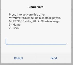 Airtel 4G Sale : Get 31 GB Data With Unlimited Calling for 28 Days at Just Rs.99 2