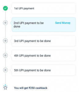Screenshot 156 258x300 - (OVER)Paytm Loot - Get Rs.750 Cashback on UPI Money Transfer Instantly