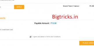 (Expired) Amazon Rs.1000 Voucher at Rs.10 Only