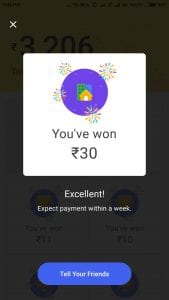 (over)New Tez Offer - Get Scratch Card worth Rs.30-500 By Answering 5 Question on Neighbourly 2