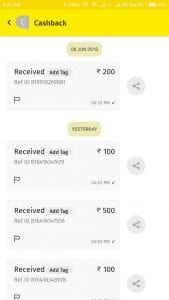 (Rs.700 Proof)BHIM ABPB : Refer 5 Friends & Get Rs.100 4