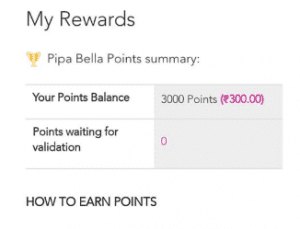 [OVER]PipaBella Refer & Earn - Signup & Get Rs.300 + Rs.100 Per Referral 1