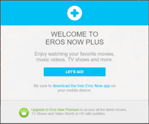Eros Now Premium Trick- Trick to Get Eros Now Premium Subscription Free 5