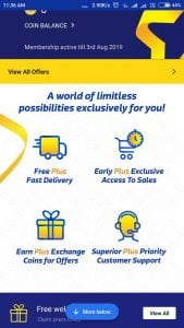 (New Method)Flipkart Plus -Get Free10 Coins for a Small Survey  Flipkart Membership Free for 1 year & More Exiting Offers 5