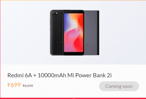 [Live]Xiaomi Diwali Sale - Get POCO F1 & Note 5 Pro at Just Rs.1 + Coupons 2