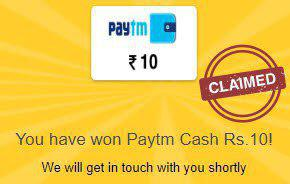 Crownit Survey - Get PayTM Cash For Small Survey 2