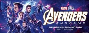 Paytm :- Get 50% Cashback upto 150₹ on Avengers Endgame Movie Tickets ( New Users Only ) 1