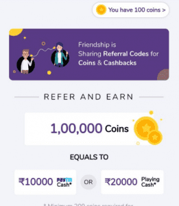 (Expired)Fanmojo Loot - Get Rs.5 Per Referral (PayTM Redemption) 2
