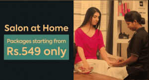 Urbanclap Offer - Get 100% Off upto Rs.500 on Local Services 1