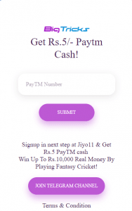 {Live Again}PayTM Cash Loot - Rs.5 PayTM Cash For Everyone 2