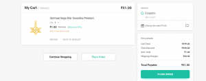 (Big Loot+ Proof) Voylla Rs.1 Flash  Sale - Get Jewelry For Rs.1 Only 4