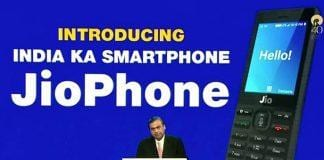 Wifi Hot spot Jio Phone