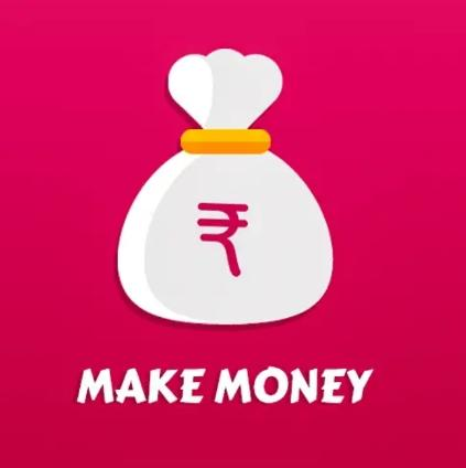 Make Money App - Get Rs 10 Paytm Cash On Referring Friends 1