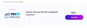 LOOT- Signup on Timespoint Website & Get Free Rs.100 Cashback Paytm Movie Voucher 4