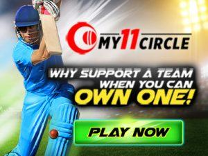 [New Proof] My11Circle Fantasy App - Beat Sourav Ganguli's Team & Win 5 times Winnings 1